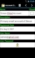 Screenshot of Note Reminder