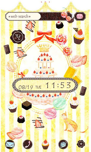 Sweets Theme Special Occasion 1.0.0 Windows u7528 1