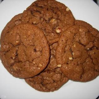 Chocolate Hazelnut Cookies Recipe