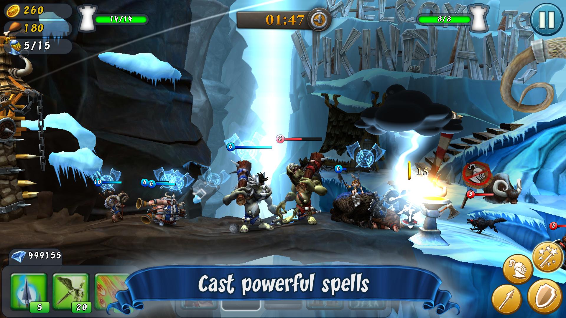 CastleStorm - Free to Siege screenshot #22