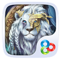 Lion GO Launcher Theme icon