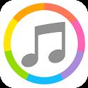 無料で音楽聴き放題!音楽まとめ連続再生試聴プレイヤーmupo icon