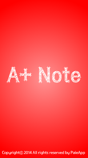 에이플 노트필기 2.0 A+ notepad 터치인식