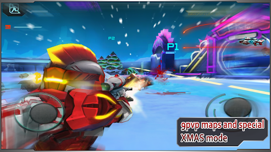Star Warfare:Alien Invasion - screenshot thumbnail