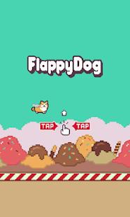 Flappy Dog Evolved