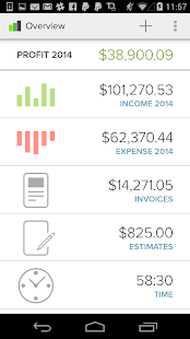 GoDaddy Bookkeeping- screenshot thumbnail