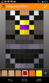 Minecraft Skin Studio Screenshot 3