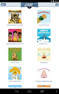 Cartes de voeux - screenshot thumbnail