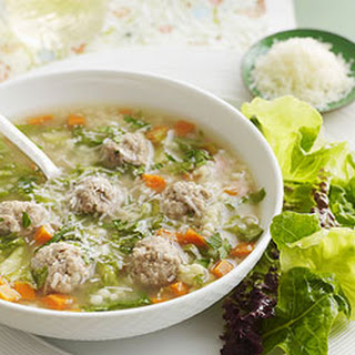 Slow-Cooker Italian Wedding Soup