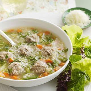Slow-Cooker Italian Wedding Soup.
