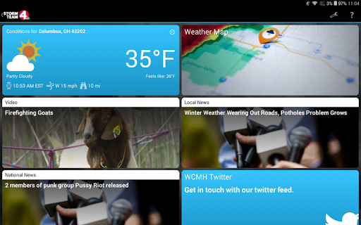 NBC4 Wx  screenshots 4