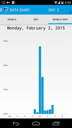 NoRoot Data Firewall 3.9 screenshot 42929