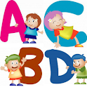 ABC Alphabet German children logo