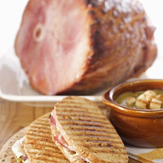Ham-and-Cheese Panini
