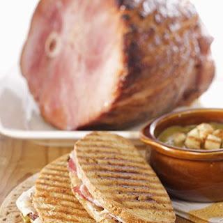 Ham-and-Cheese Panini.