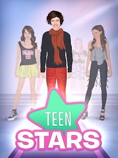 For Teen Stars Create 44