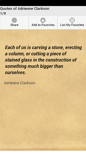 Quotes of Adrienne Clarkson