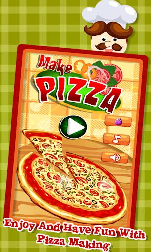 ピザ メーカー-料理