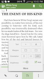 Aldiko Book Reader Screenshot 4