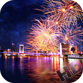 Fireworks Video Live Wallpaper