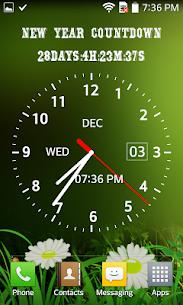 Photo Clock Live Wallpaper 5
