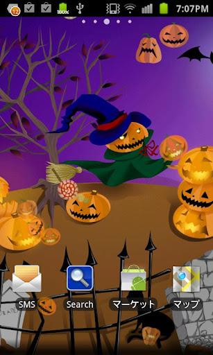 Halloween Live Wallpaper 1.6 Windows u7528 2