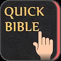 Quick Bible (Lockscreen,POPUP) icon