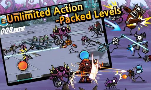 Cartoon Wars: Blade 1.1.0 screenshots 4