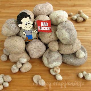 Cookies 'n Cream Fudge Rocks
