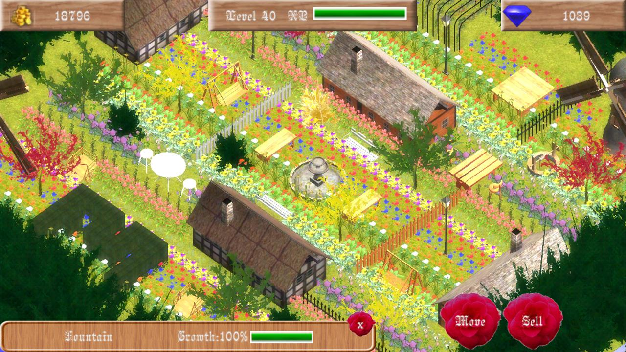 3D Garden Android Apps on Google Play