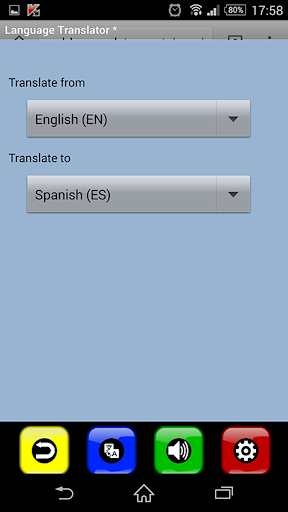 Browser Dictionary Translator