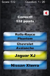 2013 Vehicle Trivia Challenge - screenshot thumbnail