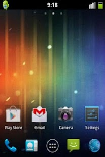 Android 4.1 JB Theme - screenshot thumbnail