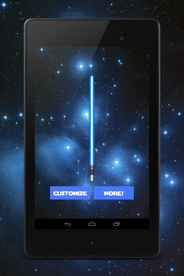 Force Saber of Light- screenshot