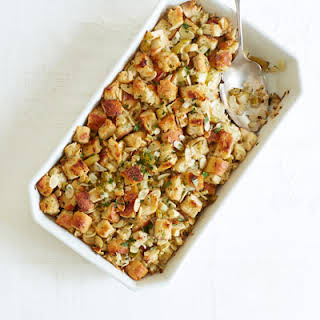 Herb and Apple Stuffing.