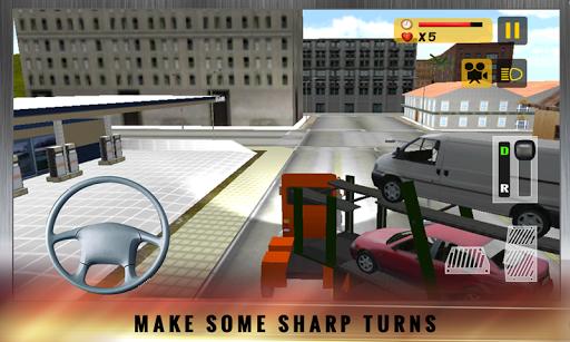 真正的城市卡车司机3D辛