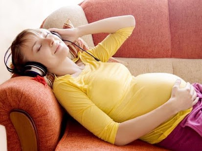 Pregnancy Music For Mom - screenshot thumbnail