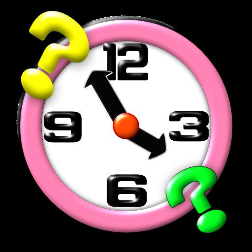 楽しく時計のお勉強 KidsClock 休閒 LOGO-玩APPs