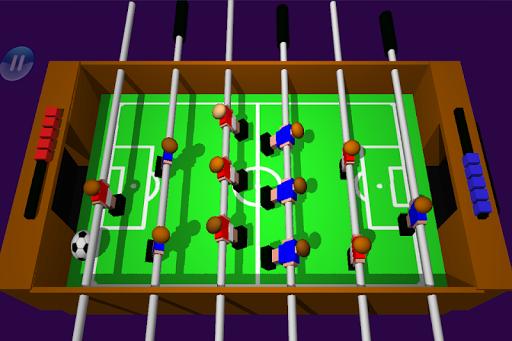 Table Football, Soccer 3D  screenshots 6