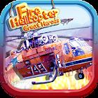 偉大な英雄 - 消防ヘリコプター icon