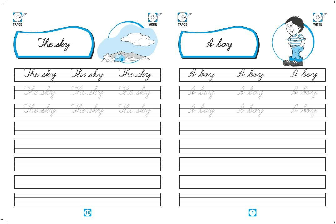 Cursive Writing Simple Words Android Apps On Google Play