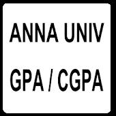 Anna University GPA/CGPA