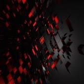 Theme eXPERIAnzSSP Red N Black