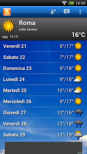 ilMeteo 2013 1.3.2 screenshots 1