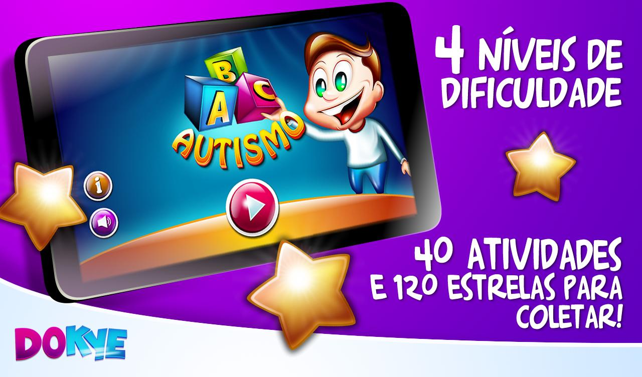 ABC Autismo: captura de tela
