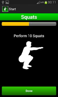 10x10 Squats Dailyのおすすめ画像2