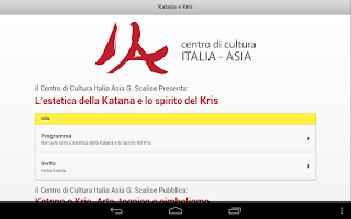 Screenshot of Katana e Kris