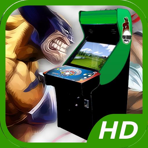 アーケードゲーム 街機 App LOGO-APP試玩