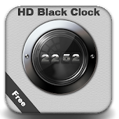 HD Black Clock (UCCW Skin)