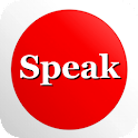 Speak Japanese logo